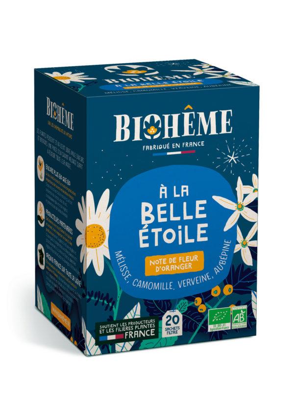 BIOHÊME À LA BELLE ÉTOILE