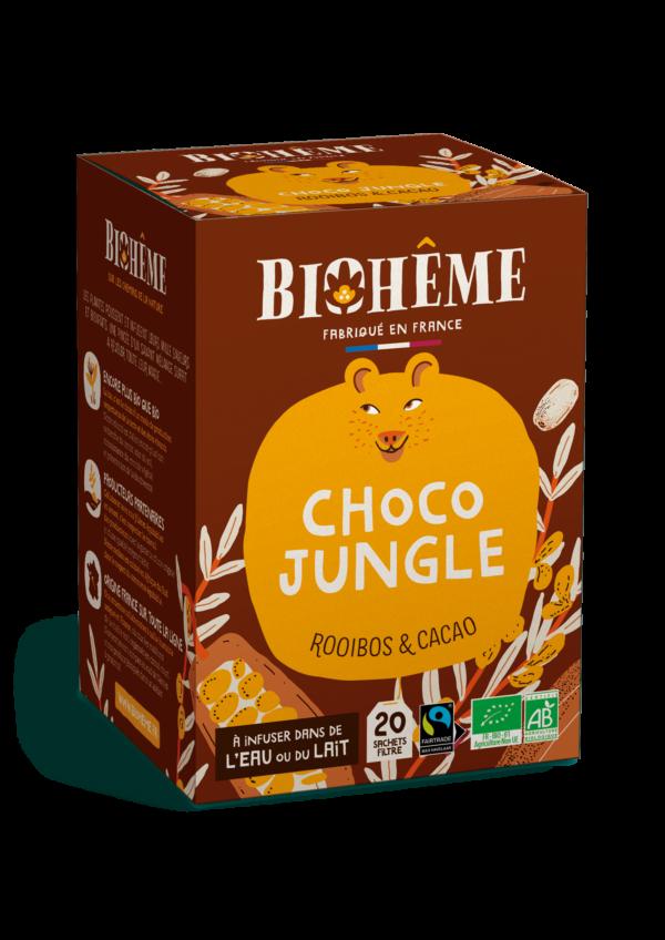 Choco Jungle - Infusion bio